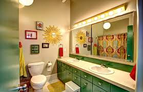 kids bath midcentury bathroom bathroom mid century