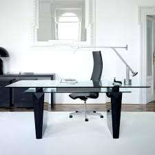 contemporary office desks for home. Breathtaking One Room At A Time The Home Office Contemporary Desks For E