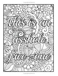 Coloring Pages With Quotes Motivational Inspirational