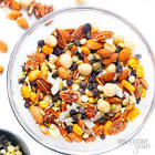basic low carb trail mix