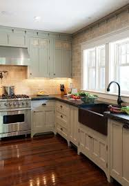 Crown Point Cabinetry Arts and Crafts Style Pinning this for the quality  cabinetry. Craftsman Style KitchensBungalow ...
