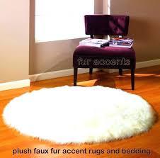 faux fur rug 8x10 white faux sheepskin rug round faux fur rug white faux fur rug