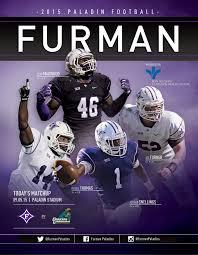 Introducing The Furmanuniv Paladins Football Roster Card Vs