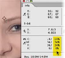 Skin Tone Color Chart Photoshop Skin Tone Correction In Photoshop Adjusting Skin Color