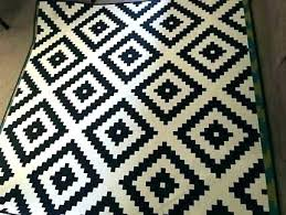 ikea black and white rug post black and white rug striped carpet latest area rugs