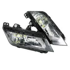 Car Front Bumper Led Lights Us 63 99 28 Off 2pcs New Car Led Light For Seat Ibiza 2013 2017 12v Front Bumper Led Fog Light Fog Lamp In Car Light Assembly From Automobiles