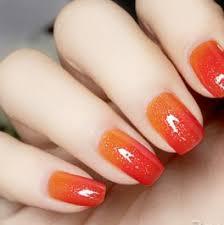 Lak Na Nehty Oranžový 6ml Lak Na Nehty