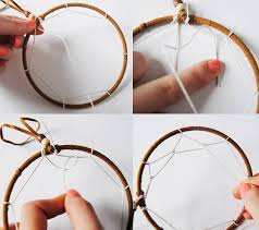 How To Make A Dream Catcher Web How To Make A DreamCatcher Simple Steps With Pictures 20