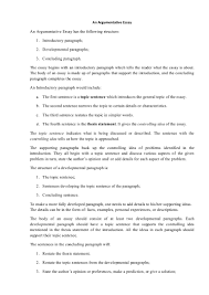 structure of an argumentative essay examples of essay outlines  structure of an argumentative essay