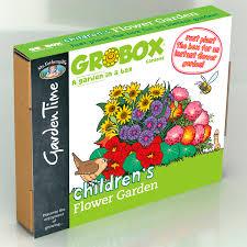 children garden. grobox gardens - childrens\u0027 flower garden children