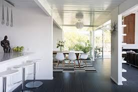 Kitchen Diner White Kitchen Diner Interior Design Ideas