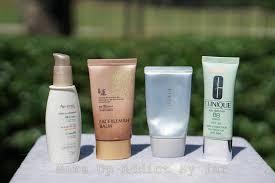 review bb cream 4 ต ว ไว ใช ในว นข เก ยจแต งหน า aveeno welcos freshel clinique