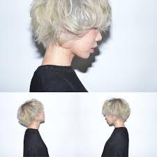 旬ヘアカラーなら外国人風ホワイトアッシュブリーチなしokな髪色