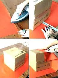 storage bins cardboard storage boxes diy
