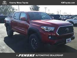 2018 New Toyota Tacoma TRD Off Road Double Cab 5' Bed V6 4x2 ...