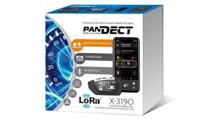 <b>Автосигнализация Pandect X-3190 LoRa</b>-Установить в ...