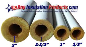 Fiberglass Pipe Insulation Thickness Guide For Steam Hot