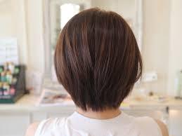 まとまるショートヘアの襟足の切り方とは 香川県高松市で大人女性に