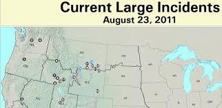 Wildfire Activity Increasing In Montana And Idaho