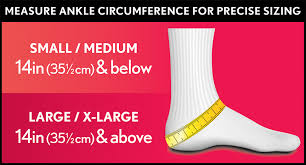 Fit And Sizing How To Wear Your Ankle Brace Ankle Braces