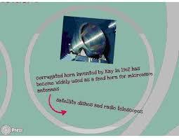 Microwave Horn Design Horn Antenna Powerpoint Slides