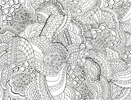 Complex Geometric Heart Printable Coloring Pages Printable
