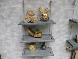 Bathroom Wall Shelf Decor Full Image For White Metal Bathroom - Modern bathroom shelving