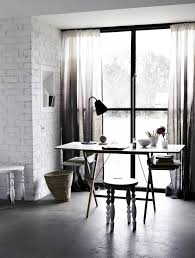 cozy home office. This Beautiful Home Office Inspired Me Today. The Simplicity And All Materials Are Just Wonderful Created Such A Gorgeous Atmosphere. Cozy