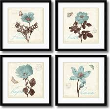 katie pertiet touch of blue black frame set of 2