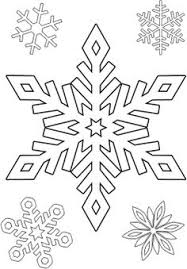 Small Picture Awesome Collection of Snowflake Coloring Page For Your Sheets