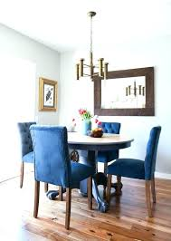 navy blue dining room incredible blue dining room chairs at best home design tips blue dining