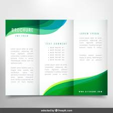 Flyer Examples Free Templates Flyers Brochures Free Template For Brochure