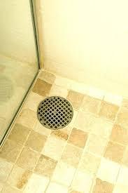 shower floor drain tile for shower floor drain in on premixed ideas shower floor drain installation