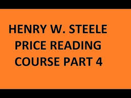 Reading Price Charts Henry W Steele Price Chart Reading Series Part 4