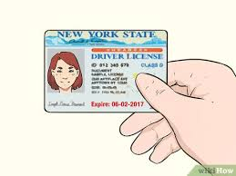 drivers license number