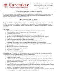 Account Payable Duties Proyectoportal Com