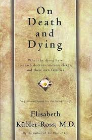 on death and dying by elisabeth kubler ross 781844