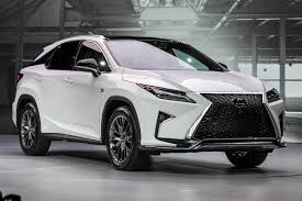 2016 Lexus RX 350 Interior - http://carusreview.com/2016-lexus-rx ...
