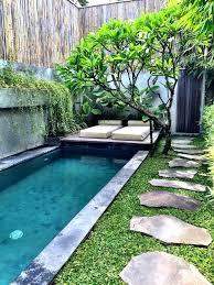 Small Pool Designs  Best Backyard Pool Design IdeasSwimming Pool In Small Backyard