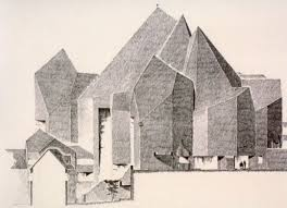 Best Architectural Drawing Images On Pinterest Architecture