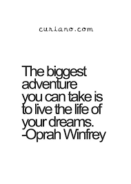 Famous Quotes About Dreaming Big Best of That's Why I Will Move To New York Dominate NYU And Then Write A