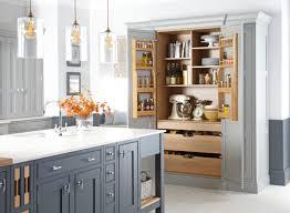 Walk In Corner Pantry Designs 12 Pantry Ideas Larder Cupboard Ideas For Every Kitchen