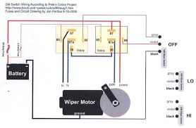 similiar gm wiper switch wiring keywords gm column switch universal wiper motor hot rod forum hotrodders