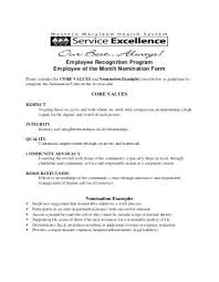 Employee Recognition Form Template Employee Recognition Plan Template Rewards Recognition Free