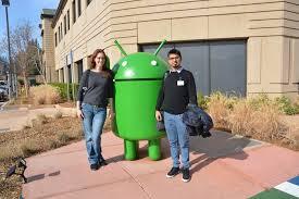 google hq office mountain view california. Outside Google Quad With Android Hq Office Mountain View California M