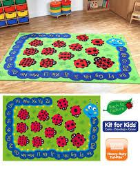 back to nature chloe caterpillar numeracy literacy carpet 3m x 2m