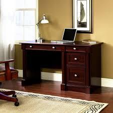Sauder Bedroom Furniture Amazoncom Sauder Palladia Computer Desk Cherry Kitchen Dining