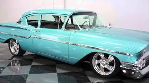 554 DFW 1958 Chevy 210 Del Ray - YouTube