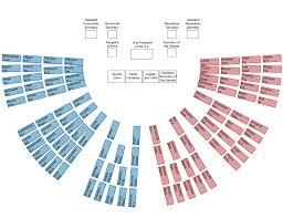 Senate Seating Chart Cq Com Senate Seating