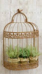 Get the best deals on decorative bird cages when you shop the largest online selection at ebay.com. Wall Mount Bird Cage Rustic Wall Decor Wall Decor Bird Cage